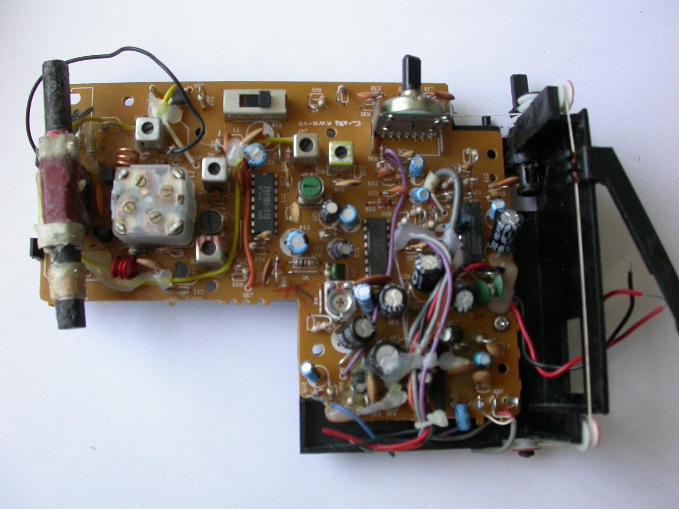 ka22497车载收音机电路